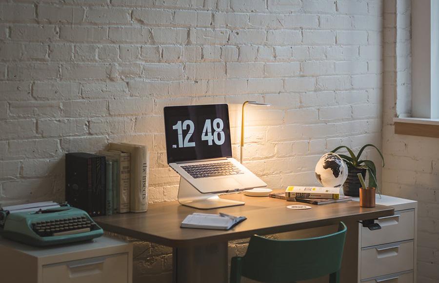 การเลือกโคมไฟ เปลี่ยนบรรยากาศให้บ้านสวย - ห้องทำงาน