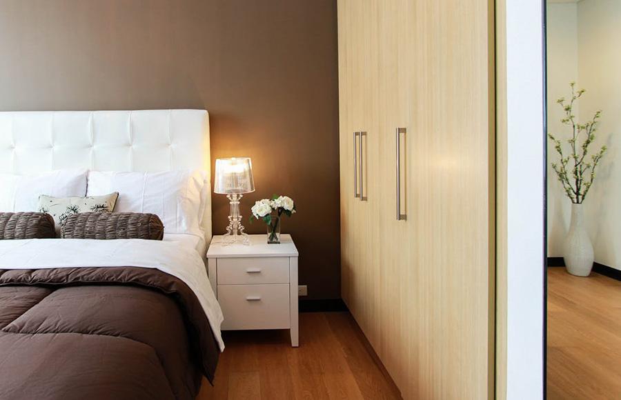 การเลือกโคมไฟ เปลี่ยนบรรยากาศให้บ้านสวย - ห้องนอน