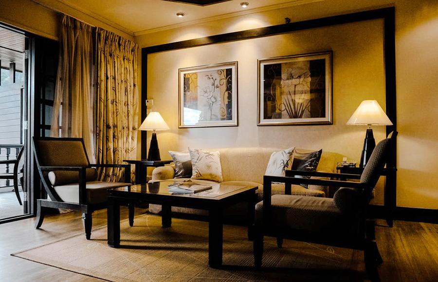 การเลือกโคมไฟ เปลี่ยนบรรยากาศให้บ้านสวย - ห้องรับแขก