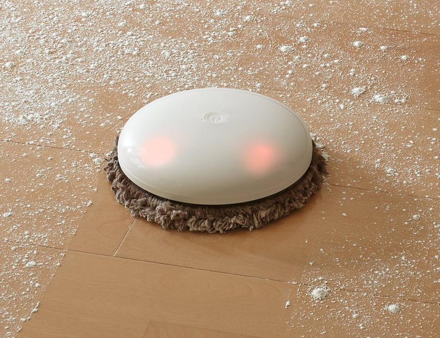 ของใช้ไฮเทคเก๋ ๆ สำหรับบ้านของคนรุ่นใหม่ - หุ่นยนต์ดูดฝุ่นแสนขยัน (Mopet Microfiber Robot Vacuum Mop)