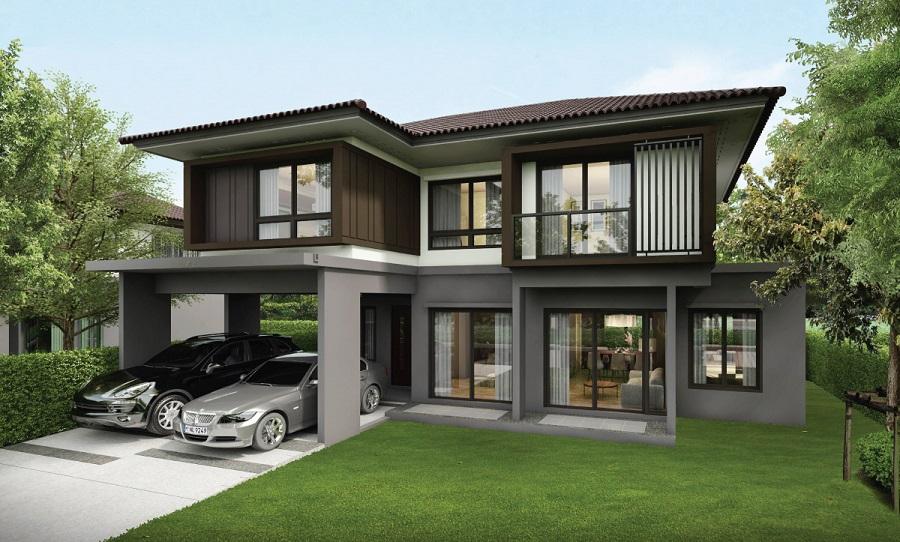 ซื้อบ้านจัดสรรดีกว่าสร้างบ้านเองอย่างไร - บ้านเดี่ยววิรัณยา วงแหวน - อ่อนนุช