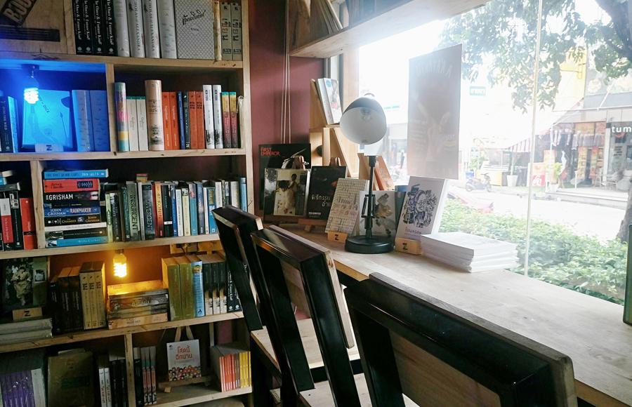 ร้านหนังสืออิสระสุดเท่ - Zombie Books ซอมบี้บุ๊คส์
