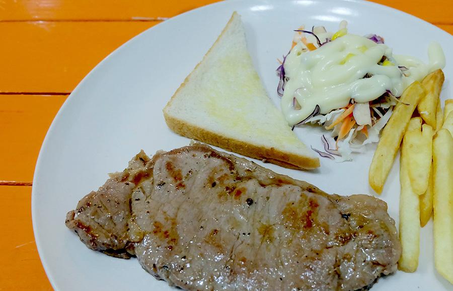 ร้านอร่อยย่านเตาปูน - สเต็กโชกุน