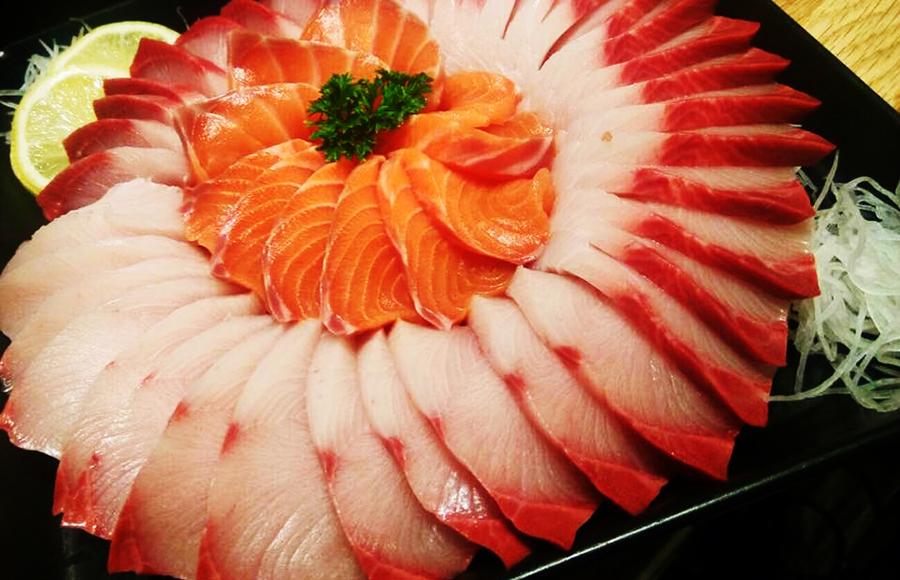 ร้านอาหารญี่ปุ่นอร่อยราคาสุดคุ้ม - AIKO PREMIUM SUSHI BUFFET AT THE NINE CENTER