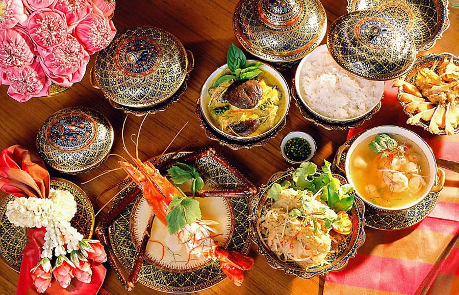 ร้านอาหารไทยร่วมสมัย ที่ดังไกลไปทั่วโลก - ร้านศาลาริมน้ำ (SALA RIM NAM)