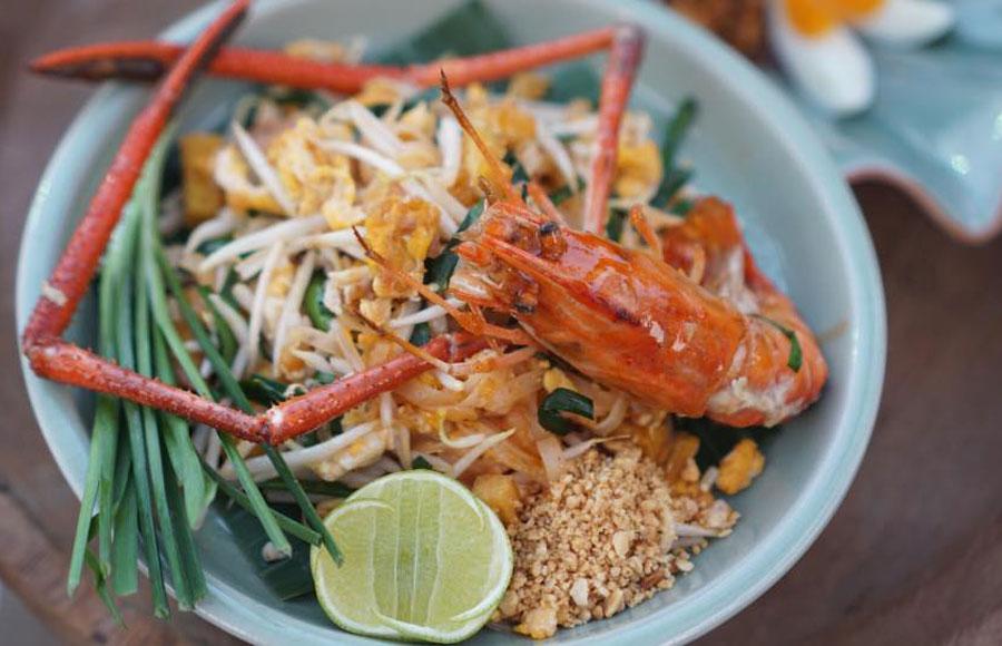 ร้านอาหารไทยร่วมสมัย ที่ดังไกลไปทั่วโลก - ร้านบ้านจิม ทอมป์สัน (JIM THOMPSON RESTAURANT&WINE BAR)