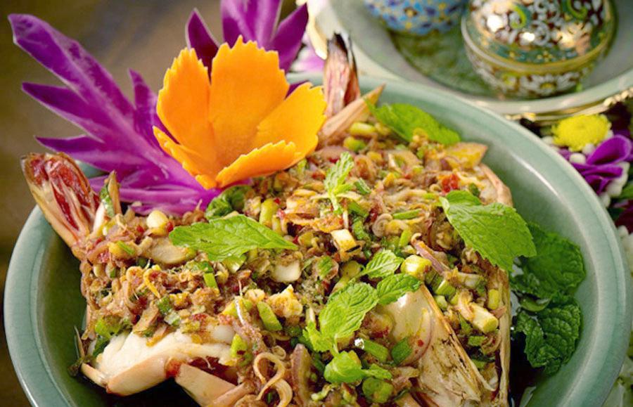 ร้านอาหารไทยร่วมสมัย ที่ดังไกลไปทั่วโลก - ร้านบ้านขนิษฐา (BAAN KHANITHA)
