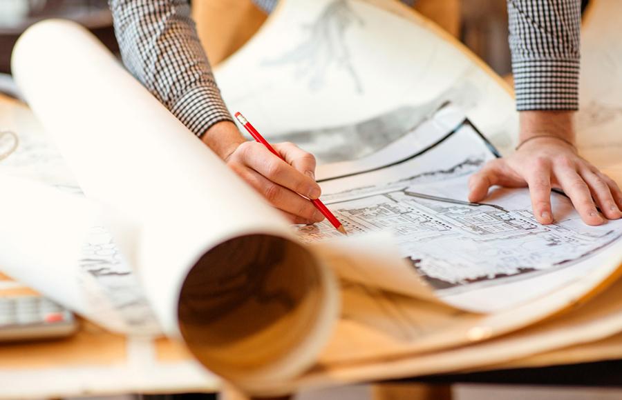 อาชีพยอดฮิตสำหรับคนทำโฮมออฟฟิศ - สถาปนิก มัณฑนากร