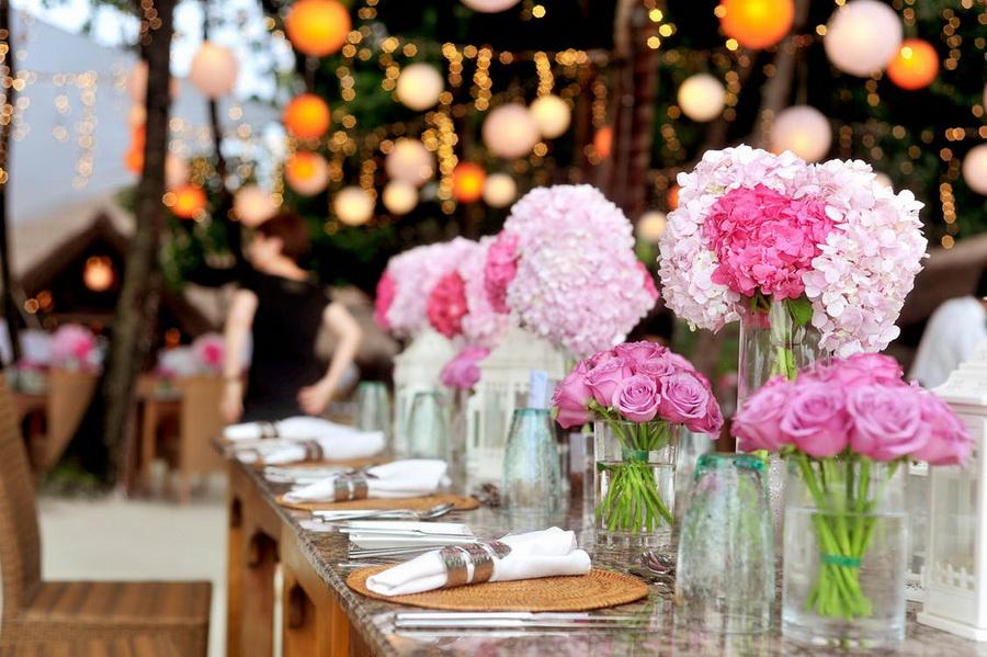ไอเดียจัดดอกไม้สวยหรูแบบง่ายสุด ๆ - RIGHT COLOR