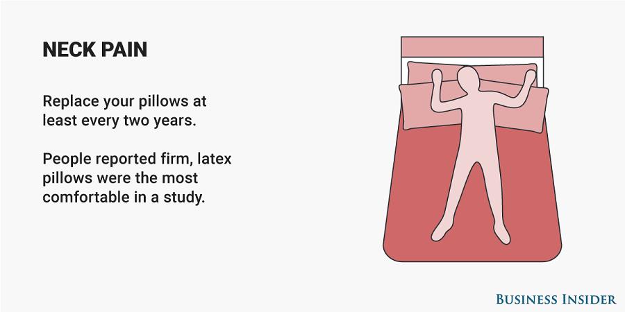 9 วิธีนอน ช่วยแก้อาการเจ็บปวดร่างกาย