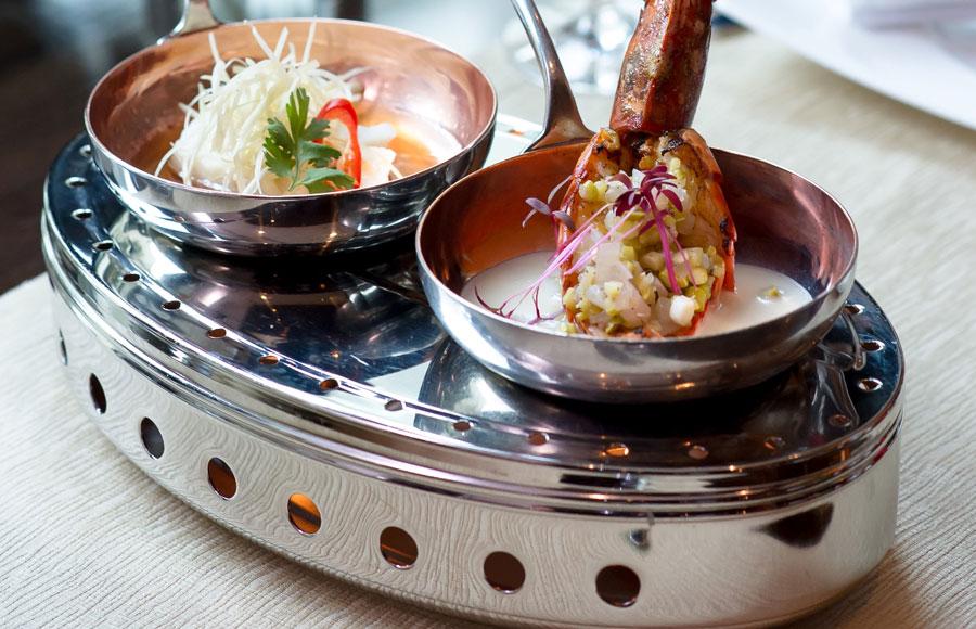 Bangkok's Best Sunday Brunch 2017 - Brasserie Europa, Siam Kempinski Hotel Bangkok