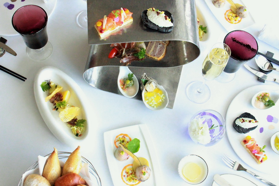 Bangkok's Best Sunday Brunch 2017 - J'AIME by Jean Michel Lorain