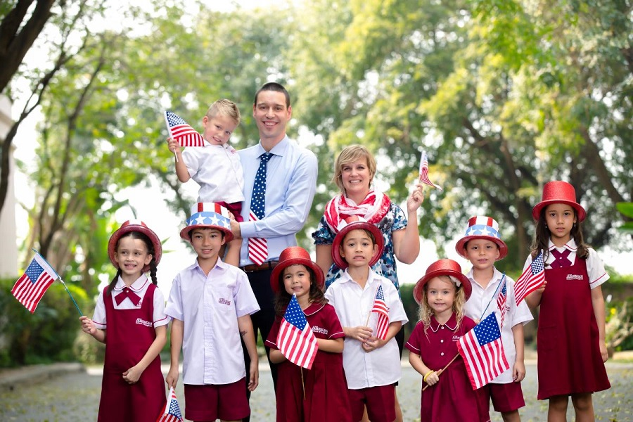 International School In Bangkok - The American School of Bangkok (ASB)