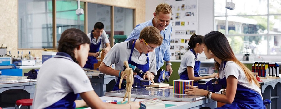 International School In Bangkok - NIST International School