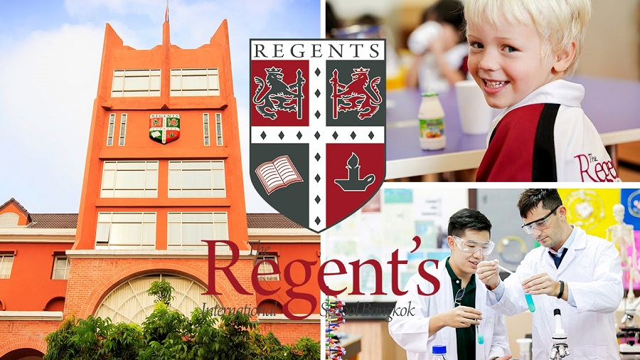 International School In Bangkok - The Regent's International School Bangkok
