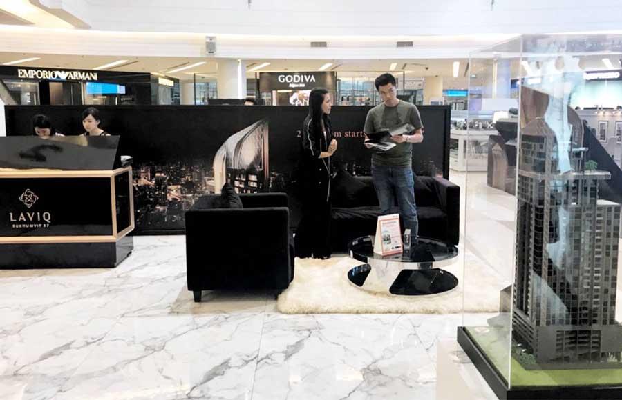 LAVIQ - Luxury Property Showcase 2017 @ Siam Paragon
