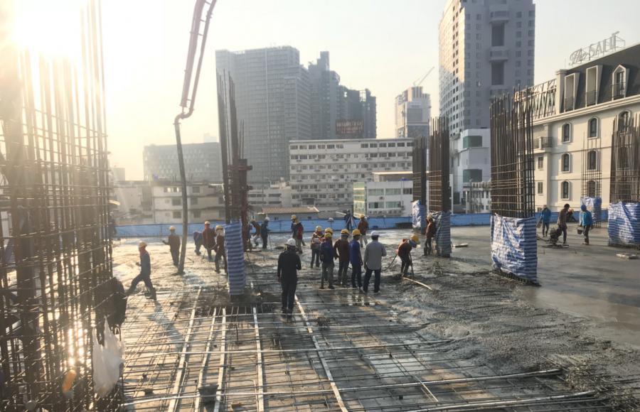 เรียลแอสเสท, นารา คอนซัลแทนต์, Syntec, Melcon ตรวจคุณภาพงานก่อสร้าง LAVIQ Sukhumvit 57