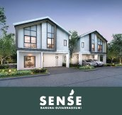 บ้านแนวคิดใหม่ เซนส์ บางนา - สุวรรณภูมิ